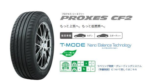 PROXES CF2