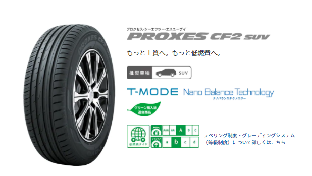 PROXES CF2 SUV